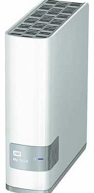 WD 4TB My Cloud Desktop NAS Hard Disk Drive -
