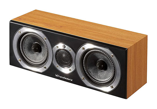 Diamond 10.CC Centre Speaker - Walnut