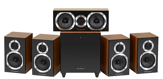 Diamond 10.SX HCP Full 5.1 Speaker