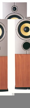 Diamond 8.4 Floorstanding Speakers Maple