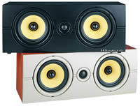 Diamond 8 Centre Speaker Beech