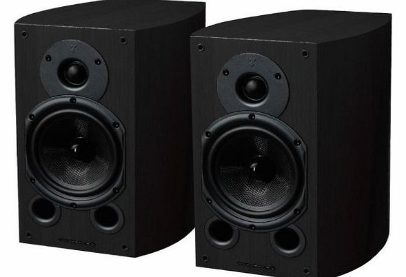 Diamond 9.1 Speakers (Pair) (Black)