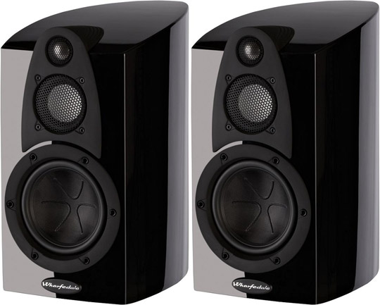 Jade 1 Bookshelf Speaker Pair - Piano
