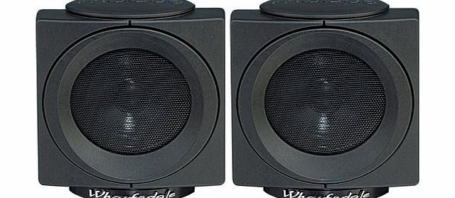 Wharfedale Modus Cube Speakers (Pair) (Black)