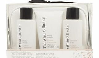 The White Collection Cotton Camomile Cosmetic