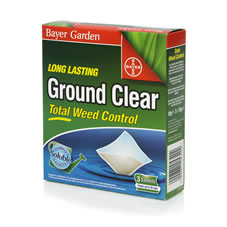 Bayer Ground Clear Soluble Sachets x 3