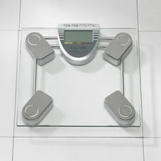 Camry Scales Bath Body Fat/Hydration Monitor