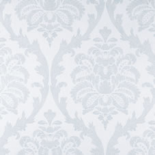 Coloroll Florence Wallpaper Wedgewood Blue M0347