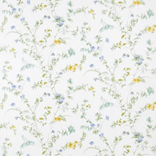 Fine Quality Nicole Wallpaper Blue / Yellow