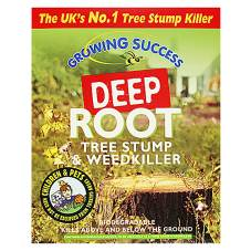 Growing Success Deep Root Tree Stump and