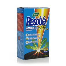 Resolva Weedkiller 24hr Action 250ml