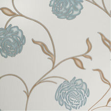 Ultra Cordalla Luxurious Textured Floral V316-402