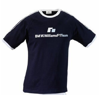 BMW Williams Mens Logo T-Shirt