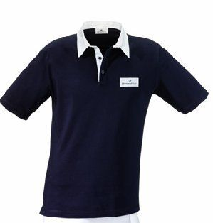BMW Williams Performance Rugby Polo Shirt