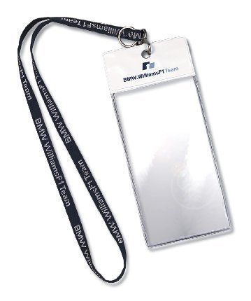 BMW Williams Ticket Cover Race