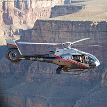 "Dancer "" Deluxe Grand Canyon Helicopter"