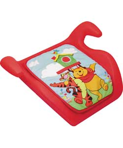 Winnie the Pooh Booster Car Seat