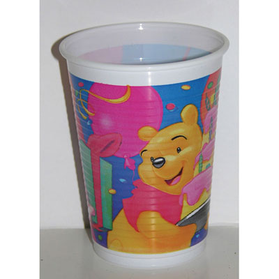Winnie The Pooh Cups