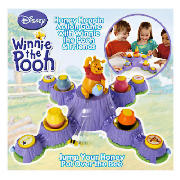 Winnie The Pooh Hoppin Hunnypots Game