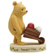 Winnie The Pooh, Saturdays Child