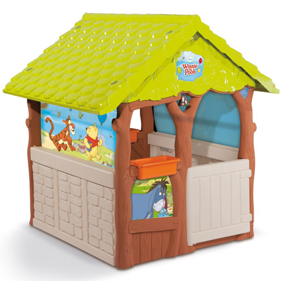 the Pooh Tree Hut by Smoby Toys