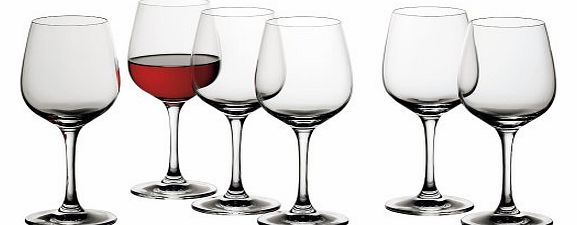 Special Offer Easy Red Wine Glasses (6)