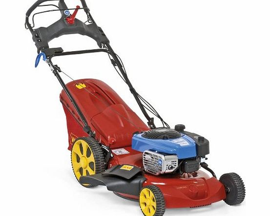Wolf-Garten Wolf Garten BP48AHW 48cm Petrol Lawn Mower with 75L Grass Collector