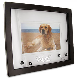 Woof Dog 6 x 4 Photo Frame