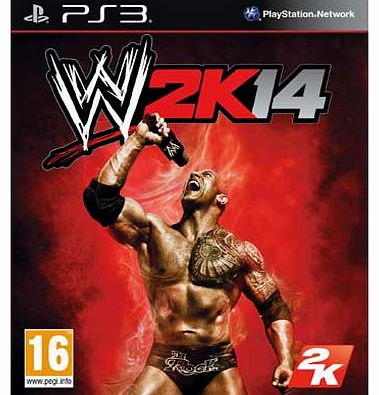 2K14 - PS3 Game