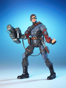 - Stealth Cyclops Action Figure