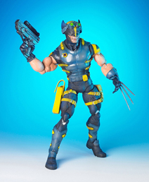 - Stealth Wolverine Action Figure