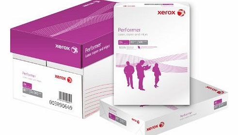 Performer Paper A4 80gsm White 003R90649 Pack of 5 Reams