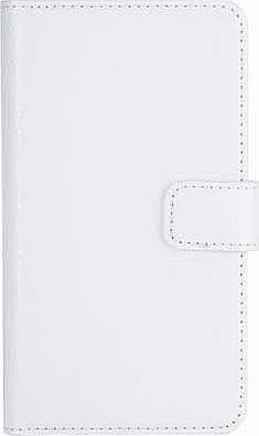 Slim Wallet Case for Galaxy S5 - White