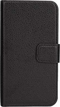 Wallet Case for Galaxy S4 mini - Black