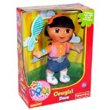 Fisher Price Dora The Explorer Everyday Cowgirl Doll