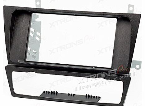 BMW 3 Series Double Din Fascia Panel Adapter Plate Trim Fitting Kit