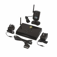 Wire-Free CCTV Camera and DVR Recorder Kit