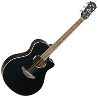 APX500II Electro Acoustic Guitar Black