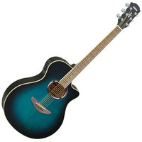 APX500II Electro Acoustic Guitar Blue Burst