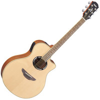 APX500II Electro Acoustic Guitar Natural