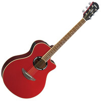 APX500II Electro Acoustic Guitar Red