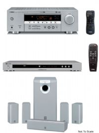 AV Package 77 DVD Home Cinema System