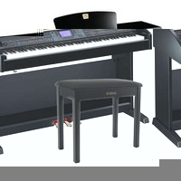 Clavinova CVP501 Digital Piano Polished