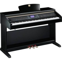 Clavinova CVP501 Polished Ebony