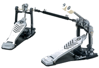DFP8215 Chain Double Bass Pedal