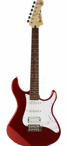 Electric Guitar & Basic Pack - Pacifica 012 (Red Metallic)