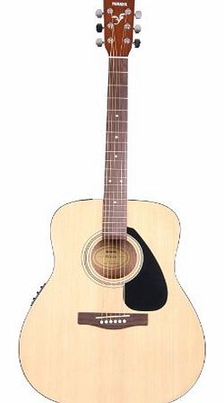 FX310A Full Size Electro-Acoustic Guitar - Natural