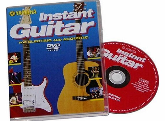 Instant Guitar DVD