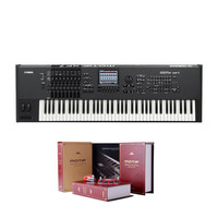 MOTIF XF7 Keyboard Limited 10th
