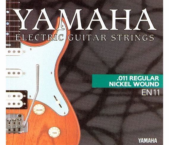 Yamaha EN 11 Standard Electric Guitar Strings (Set of 1)
